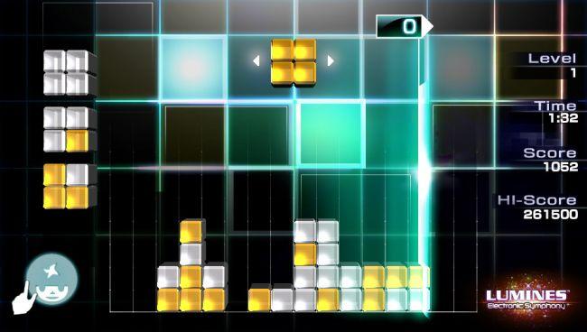 Lumines - Screenshots - Bild 3