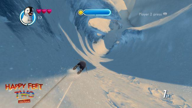 Happy Feet 2: Das Videospiel - Screenshots - Bild 7