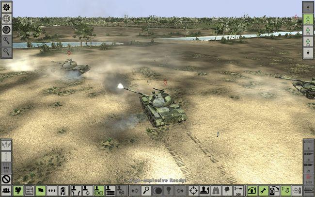 Steel Armor: Blaze of War - Screenshots - Bild 14