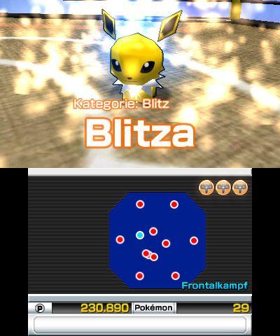 Super Pokémon Rumble - Screenshots - Bild 7