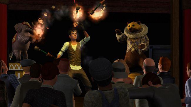 Die Sims 3: Showtime - Screenshots - Bild 9