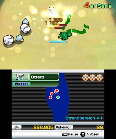 Super Pokémon Rumble - Screenshots - Bild 4