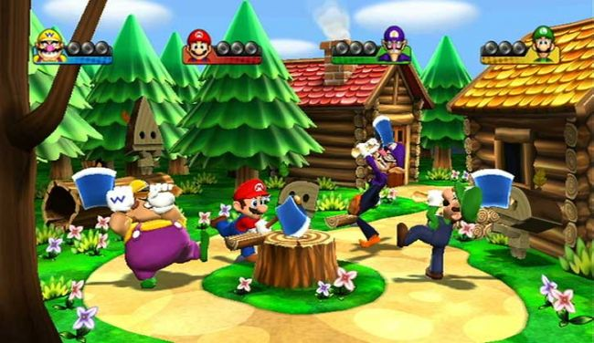 Mario Party 9 - Screenshots - Bild 9