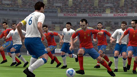 Pro Evolution Soccer 2012 - Screenshots - Bild 4