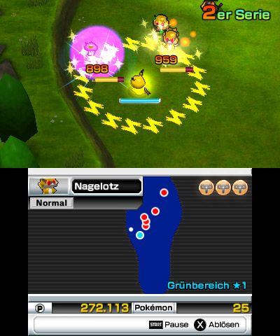 Super Pokémon Rumble - Screenshots - Bild 3