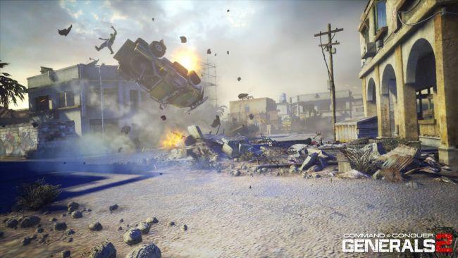 Command & Conquer: Generals 2 - Screenshots - Bild 2