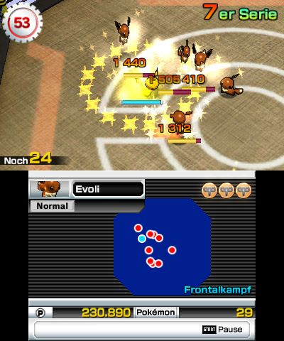 Super Pokémon Rumble - Screenshots - Bild 6