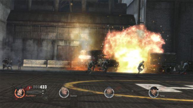 The Expendables 2 - Screenshots - Bild 3