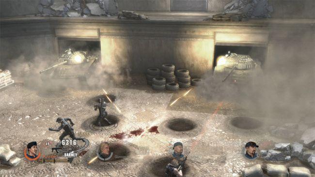 The Expendables 2 - Screenshots - Bild 6
