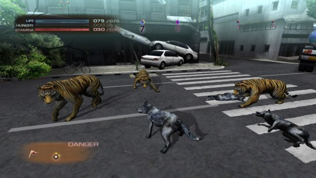 Tokyo Jungle - Screenshots - Bild 3
