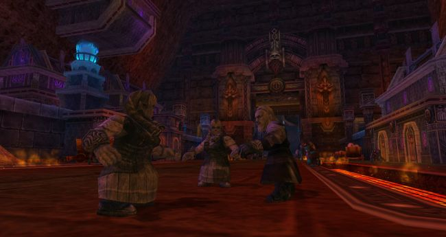 Runes of Magic Chapter V: Fires of Shadowforge - Screenshots - Bild 29