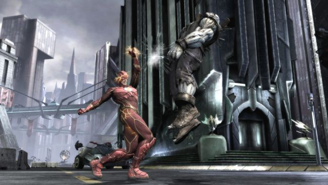 Injustice: Gods Among Us - Screenshots - Bild 2
