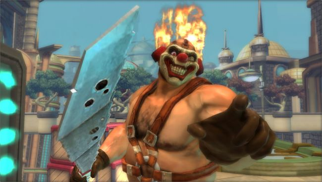 PlayStation All-Stars Battle Royale - Screenshots - Bild 22