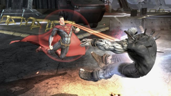 Injustice: Gods Among Us - Screenshots - Bild 3