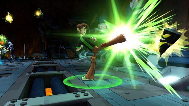 Ben 10: Omniverse - Screenshots - Bild 5