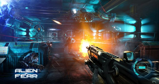 Alien Fear - Screenshots - Bild 8
