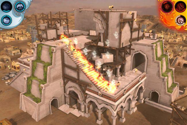 Babel Rising 3D - Screenshots - Bild 4