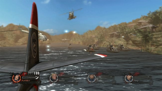 The Expendables 2 - Screenshots - Bild 1
