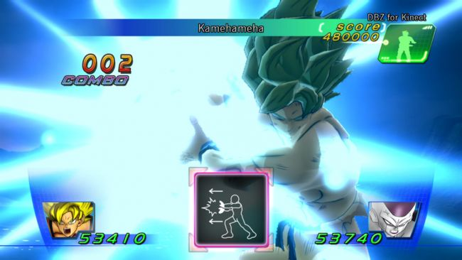 Dragon Ball Z für Kinect - Screenshots - Bild 14
