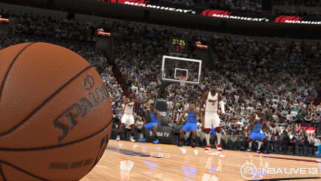 NBA Live 13 - Screenshots - Bild 6