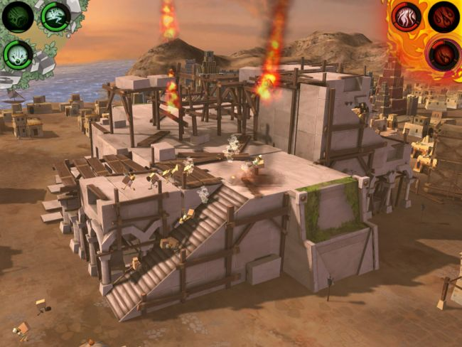 Babel Rising 3D - Screenshots - Bild 1