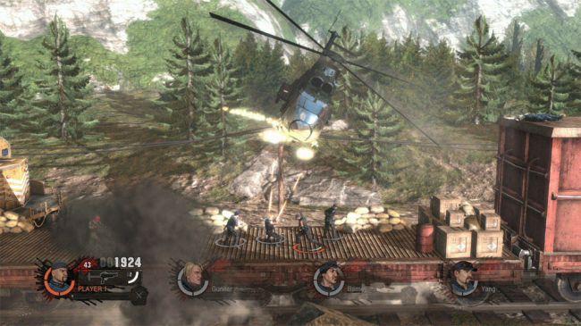 The Expendables 2 - Screenshots - Bild 4