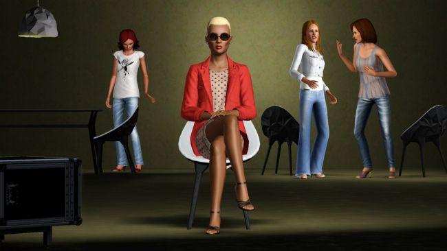 Die Sims 3 Diesel-Accessoires - Screenshots - Bild 9