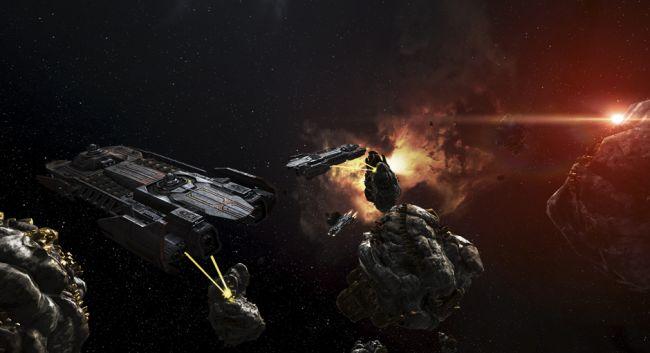 EVE Online: Inferno - Screenshots - Bild 5