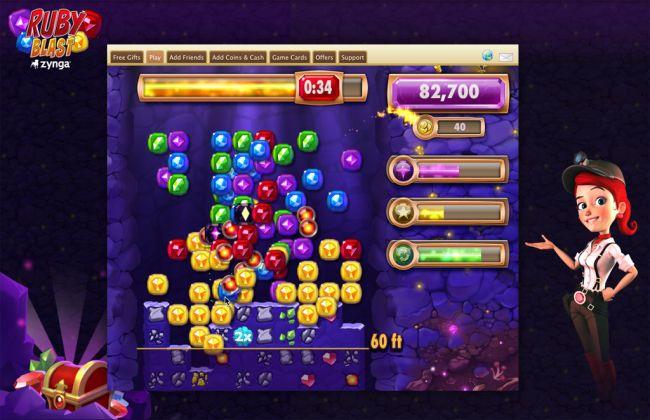 Ruby Blast - Screenshots - Bild 3