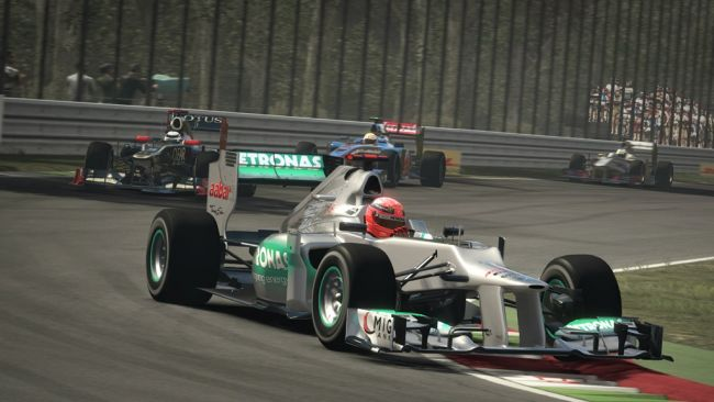 F1 2012 - Screenshots - Bild 1