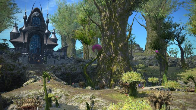Final Fantasy XIV: A Realm Reborn - Screenshots - Bild 18