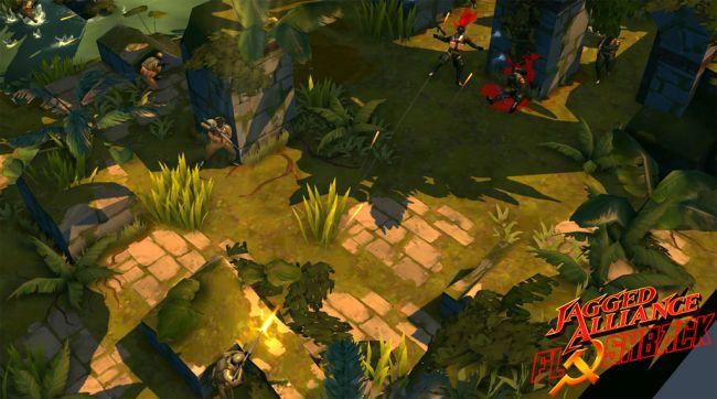 Jagged Alliance: Flashback - Screenshots - Bild 3