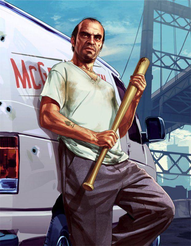 Grand Theft Auto V - Artworks - Bild 6