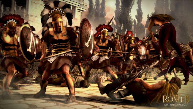 Total War: Rome II DLC: Griechische Staaten - Screenshots - Bild 2