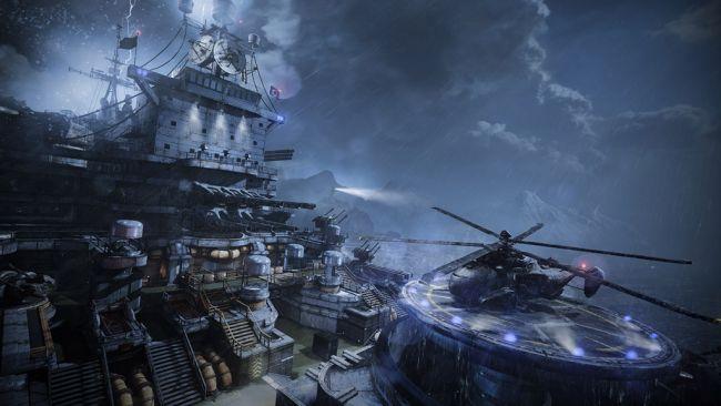 Gears of War: Judgment DLC: Dreadnought Mehrspieler-Karte - Screenshots - Bild 2