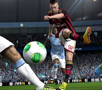 FIFA 14 - Test