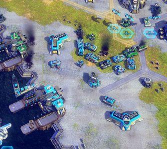Battle Worlds: Kronos - Test