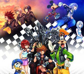 Kingdom Hearts 1.5 HD ReMIX - Test