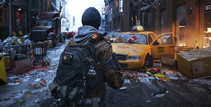 The Division - Preview