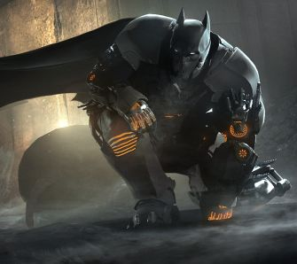 Batman: Arkham Origins - Cold, Cold Heart - Test