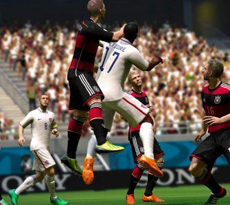 FIFA Fussball-Weltmeisterschaft Brasilien 2014 - Test