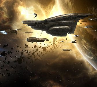 Eve Online: Rubicon - Test