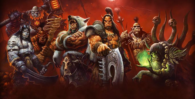 World of WarCraft: Warlords of Draenor - Preview