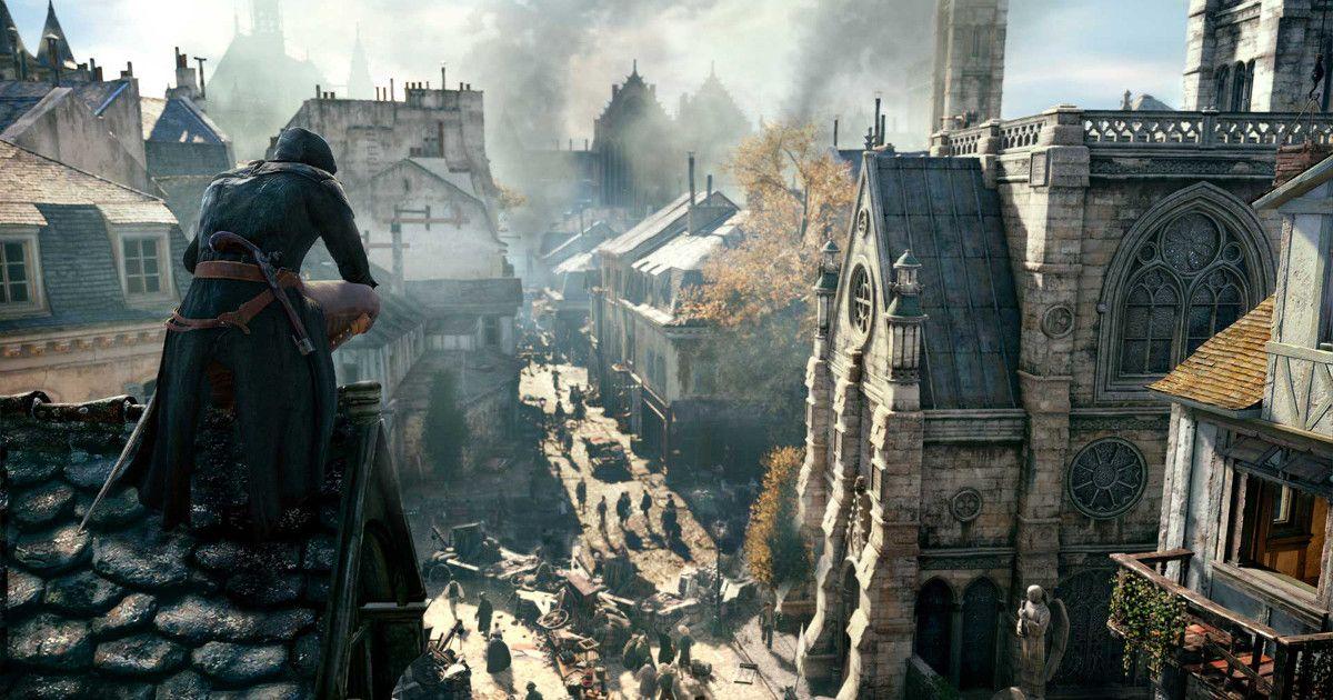News: Brand der Notre-Dame - Assassin's Creed: Unity könnte beim Wiederaufbau helfen + Spiel gratis