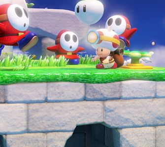 Captain Toad: Treasure Tracker - Test