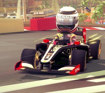 F1 Race Stars Powered Up Edition - Test
