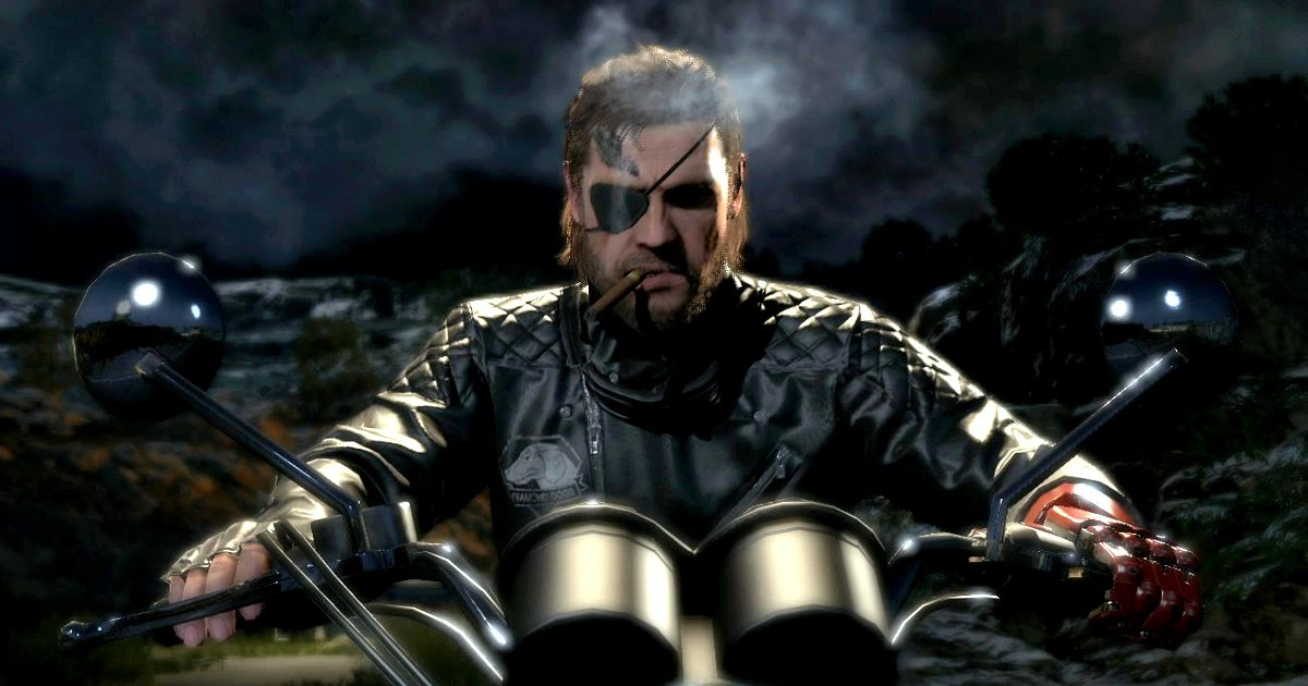 Metal Gear Solid V The Phantom Pain Enthält Offenbar