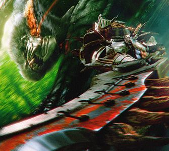 Monster Hunter Freedom Unite - Test