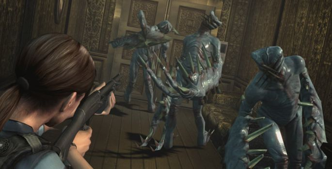Resident Evil Revelations - Komplettlösung