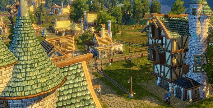 Die Siedler: Königreiche von Anteria